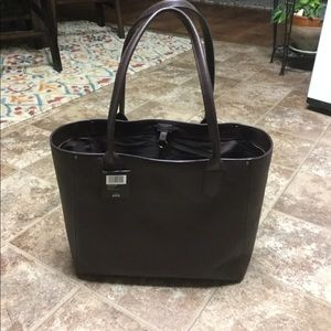 Frye Leather Olivia East West Tote NEW